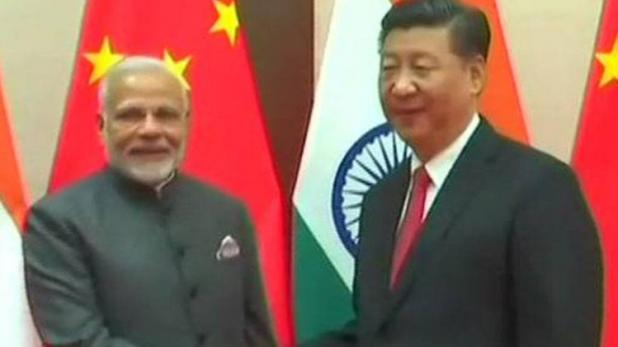 Agreement On Sharing Of Two Major Agreements Between India And China